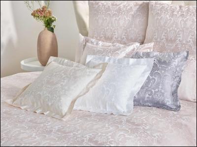 curt bauer curt bauer mako brokat damast bettw sche florenz 2680. Black Bedroom Furniture Sets. Home Design Ideas